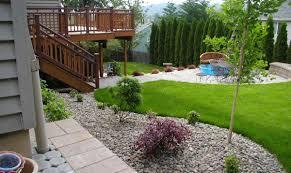 back yard corner landscaping ideas on a budget unique landscape