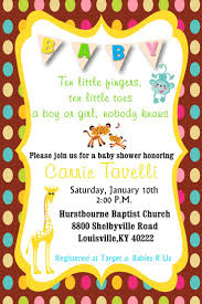 16 best baby shower invites images on pinterest jungle baby