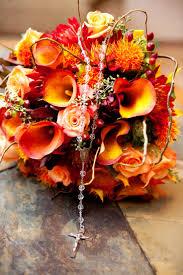 fall bridal bouquets 69 stunning fall wedding bouquets weddingomania