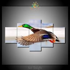 Mallard Duck Home Decor Online Get Cheap Duck Wall Art Aliexpress Com Alibaba Group