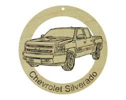 chevy ornament etsy