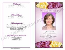 template for funeral program funeral program exles archives funeral programs