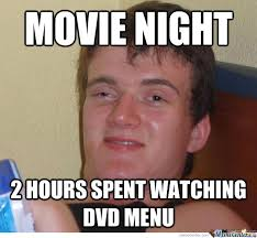 Movie Meme - movie night by freshprinceofmeme meme center