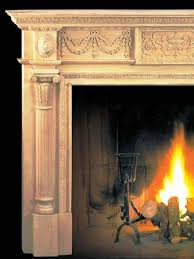 wood fireplace mantels decor