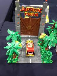 jurassic park car toy jurassic park azurebrick