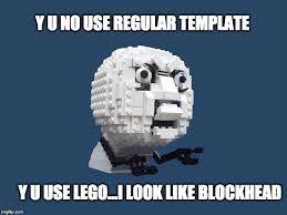Funny Lego Memes - lego my meme o imgflip