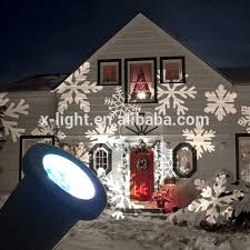 new products patent 10w led outdoor projector rotation christmas