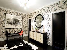 Interior Doors Painted Black by Black Interior Doors With White Trim Designs