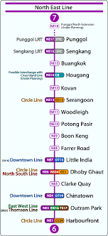 light rail w line north east mrt line wikipedia
