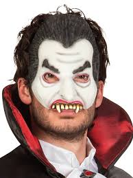 vampire mask halloween vampire masks party superstores