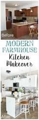 modern farmhouse kitchen makeover reveal bless u0027er house