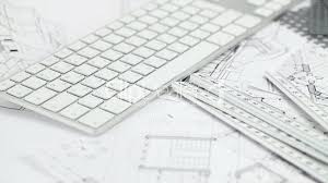 keyboard architectural plans royalty free video and stock footage architect