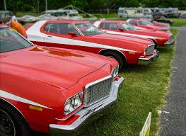 What Was The Starsky And Hutch Car 40 Years Of Roush Starsky U0026 Hutch Torinos Star At Carlisle Ford Nats