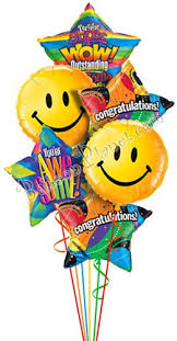 balloons delivered congrats congratulation balloon delivery and decoration san