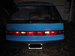 center panel tail light conversion from 93 geo to swift