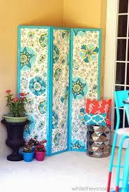 Diy Room Divider 40 Diy Indoor Privacy Screens