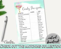 baby shower candy bar game images baby shower ideas