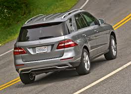 2012 mercedes m class ml350 4matic 2012 mercedes m klasse makes on road debut in the us autoevolution