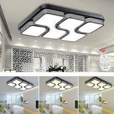 designer deckenleuchten led deckenlichter leuchten lichtquelle led ebay