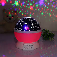 childrens night light projector xfh led baby night lights projector stars lighting l for children
