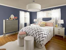 bedroom color ideas dark blue white ceiling light grey armoire red