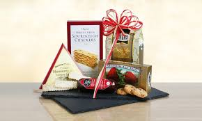 gourmet food basket up to 17 on california delicious food basket groupon goods