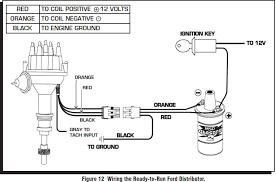msd distributor wiring diagram wiring schematics and wiring diagrams