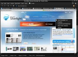 Microsoft Silver Light July 2009 Azerdark