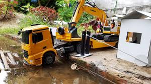 trucks for children excavator videos for children cartoon for