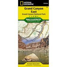 Map Of Page Arizona by Arizona National Geographic Store