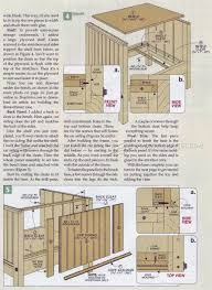 2192 cabinet makers workbench plans workshop solutions
