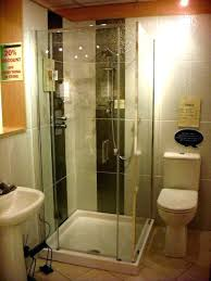 small bathroom ideas with shower only corner showers for small bathrooms jamiltmcginnis co