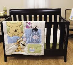 Pooh Crib Bedding A Dash Of Disney With 4 Disney Baby Crib Bedding Sets