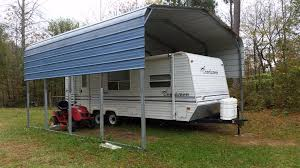 carports cheap rv shelter metal boat carports carport garage for