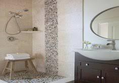 river rock bathroom 03 river rock shower floor home design