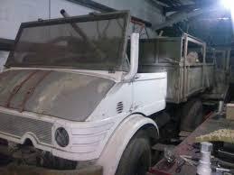 mercedes benz unimog 416 grande 4x4 funcionando 320 000 en