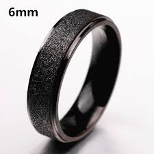 vintage titanium rings images 316 stainless steel couple rings vintage titanium dull polish rose jpg
