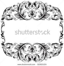 decorative scroll stock images royalty free images vectors