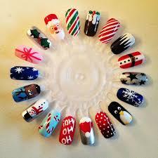 best 25 xmas nail designs ideas on pinterest xmas nail art