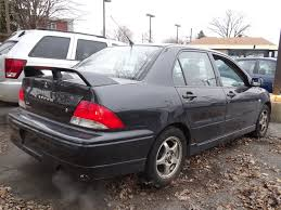 black mitsubishi lancer black mitsubishi lancer in illinois for sale used cars on