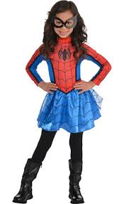 Moses Halloween Costume Girls Spider Costume Party