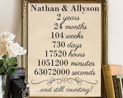 2 year anniversary gift ideas best 2 year wedding anniversary gift ideas pictures styles
