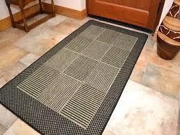 rubber backed rugs impressive kitchen rugs washable non slip rug
