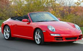 2005 Porsche 911 Carrera S Cabriolet 997 Related Infomation