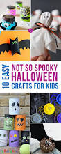 Make Your Own Halloween Decorations Kids 55 Best Halloween Crafts Images On Pinterest Halloween Stuff