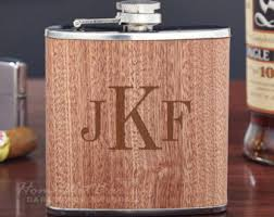 wooden flasks wooden flask etsy