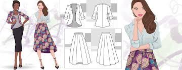 7 reasons to draw the fashion figure i draw fashion