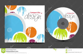 design cd cover cd cover design royalty free stock image image 15324736