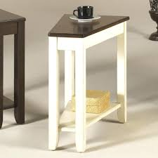 Chair Side Tables With Storage Side Table Chair Side Tables Narrow Wood Table With Rattan