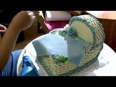 Pastel De Cuna Paso A Paso Para Baby Shower Babyshower